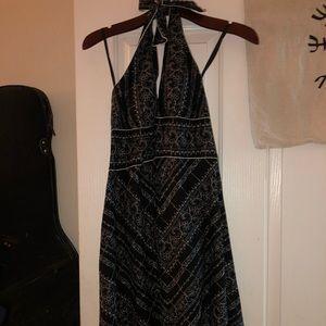 Whitehouse black market sun dress